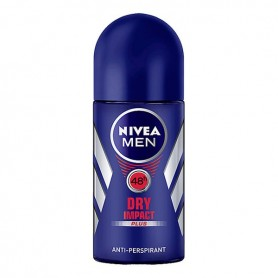 Deodorante Roll-on Dry Impact Nivea (50 ml)