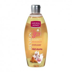 Olio Idratante Oil & Go Natural Honey (300 ml)