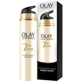 Crema Idratante Antietà Total Effects Olay (50 ml) Pelli mature
