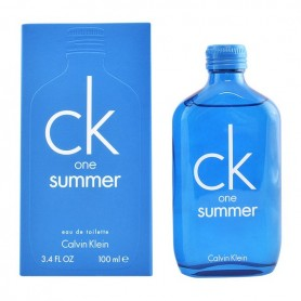 Profumo Unisex Ck One Summer Calvin Klein EDT (100 ml)