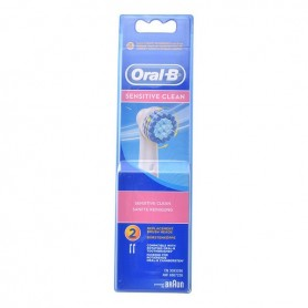 Testina di Ricambio Sensitive Clean Oral-B (2 uds)