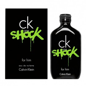 Profumo Uomo Ck One Shock Him Calvin Klein EDT