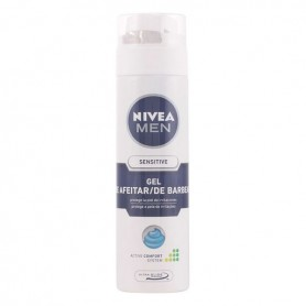 Gel da Barba Men Sensitive Nivea