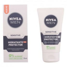 Crema Idratante senza Alcol Men Sensitive Nivea
