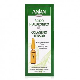 Fiale Effetto Lifting Hyaluronic Acid Anian (7 uds)