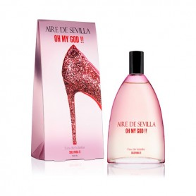 Profumo Donna Oh My God Aire Sevilla EDT (150 ml)