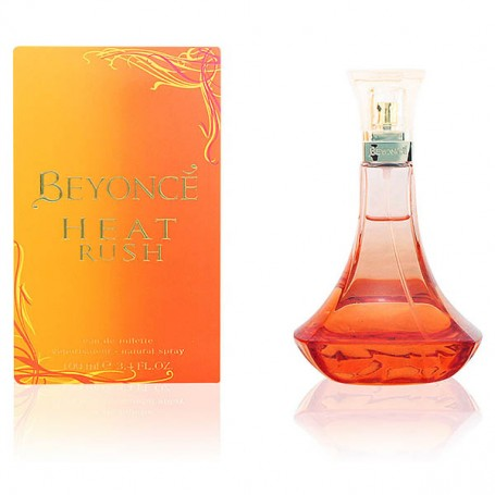 Profumo Donna Beyonce Heat Rush Singers EDT