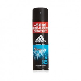 Deodorante Spray Ice Dive Adidas (200 ml)