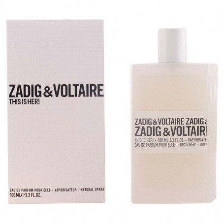 Profumo Donna This Is Her! Zadig & Voltaire EDP