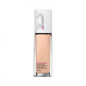 Base per Trucco Fluida Superstay Maybelline (30 ml)