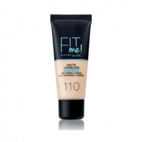 Base per Trucco Fluida Fit Me Maybelline