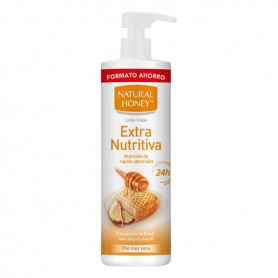 Lozione Corpo Extra Nutritiva Natural Honey (700 ml)