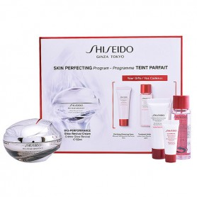 Cofanetto Cosmetica Donna Bio-performance Glow Revival Shiseido (4 pcs)