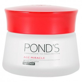 Crema Notte Antirughe Age Miracle Pond's (50 ml)