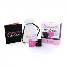 Gioco dei Dadi Romantic LoversPremium 592 (3 pcs)