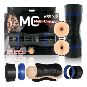 Ass & Ass Multiple Climaxes MC 22834
