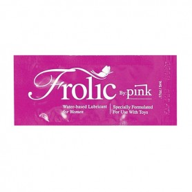 Lubrificante Frolic 5 ml Pink