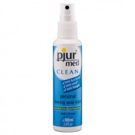 Spray MED CLEAN 100 ml Pjur 82801