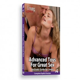 Advanced Toys for Great Sex (dvd) Alexander Institute 8862