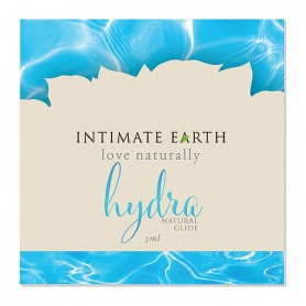 Lubrificante Hydra Natural Foil 3 ml Intimate Earth 6509
