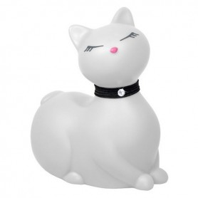 Massaggiatore I Rub My Kitty |Bianco Big Teaze Toys E26330