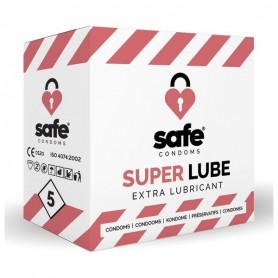 Preservativi Super Lube Safe