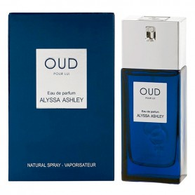 Profumo Uomo Oud Pour Lui Alyssa Ashley EDP