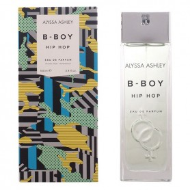 Profumo Uomo B-boy Hip Hop Alyssa Ashley EDP