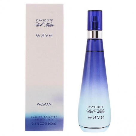 Spray Donna Cool Water Wave Davidoff STOCK 13210 EDT EDT