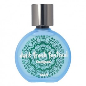 Profumo Uomo Dark Fresh Festival Desigual EDT (100 ml)