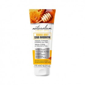 Crema Esfoliante Manuka Honey Naturalium (175 ml)