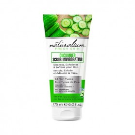 Crema Esfoliante Cucumber Naturalium (175 ml)