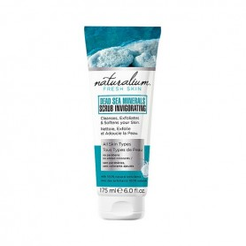 Crema Esfoliante Dead Sea Minerals Naturalium (175 ml)