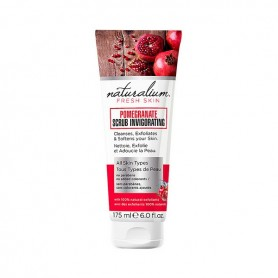 Crema Esfoliante Pomegranate Naturalium (175 ml)
