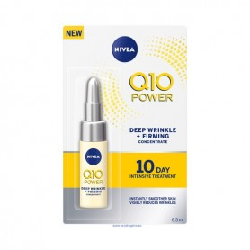 Trattamento Antirughe Q10+ Power Nivea (6,5 ml)