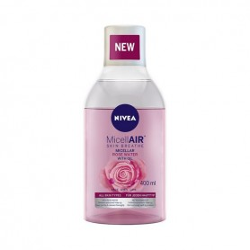 Acqua Micellare Rose Nivea (400 ml)