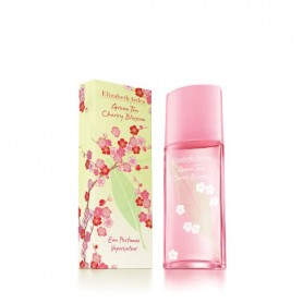 Profumo Donna Green Tea Cherry Blossom Elizabeth Arden EDT (100 ml)
