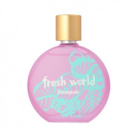 Profumo Donna Fresh World Desigual EDT