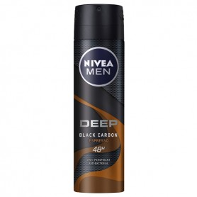 Deodorante Spray Men Deep Spresso Nivea (150 ml)