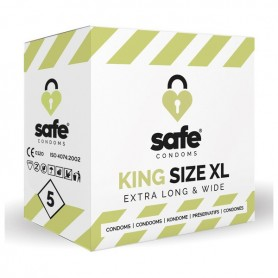 Preservativi King XL Safe