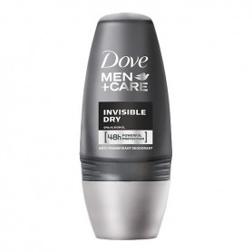 Deodorante Roll-on Men Invisible Dry Dove (50 ml)