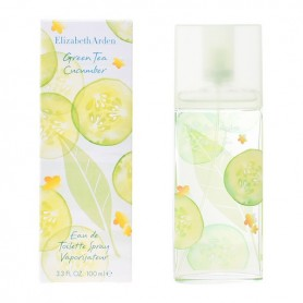 Profumo Donna Green Tea Cucumber Elizabeth Arden EDT (100 ml)