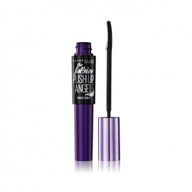Mascara per Ciglia Push Up Angel Maybelline (9,5 ml)