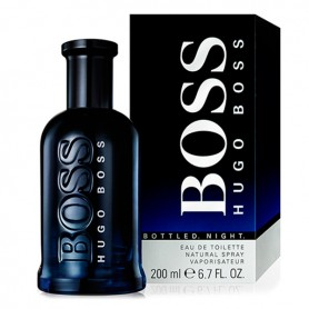 Profumo Uomo Boss Bottled Night Hugo Boss-boss EDT