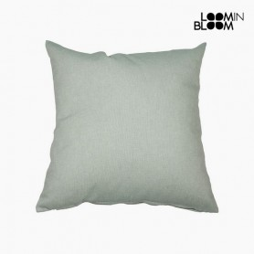 Cuscino Cotone e poliestere Verde (60 x 60 x 10 cm) by Loom In Bloom