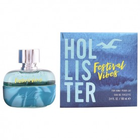 Profumo Uomo Festival Vibes For Him Hollister EDT