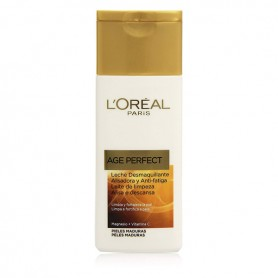 Latte Struccante Age Perfect L'Oreal Make Up