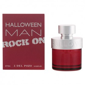 Profumo Uomo Halloween Man Rock On Jesus Del Pozo EDT
