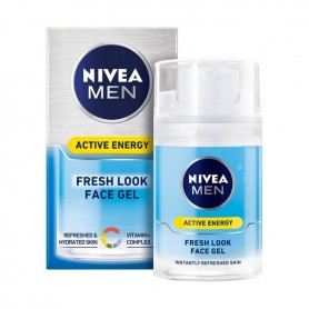 Crema Viso Nutritiva Men Skin Active Energy Nivea (50 ml)