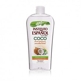Olio Idratante Coco Instituto Español (400 ml)